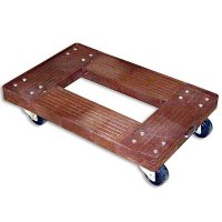 Heavy Duty Plastic Moving Dolly