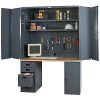 Stationary Giant Security Work Station