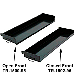 "Hook-On Tray with 3"" Closed Front Qty (1)"