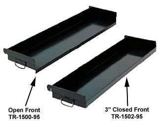 Hook-On Tray with Open Front Qty (1) - Click Image to Close